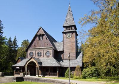 Stabholzkirche Stahnsdorf